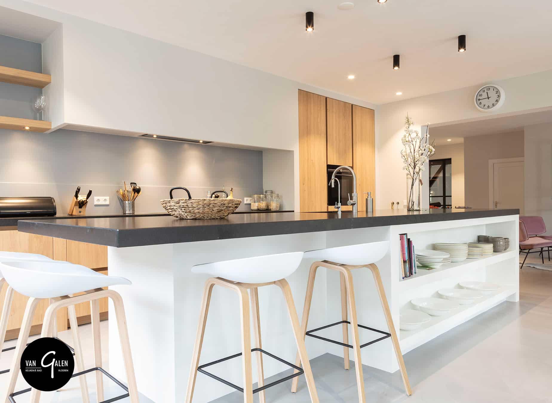 van galen moderne keuken