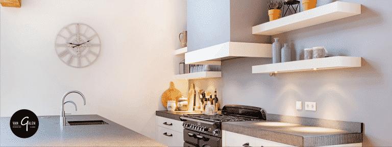 header Huizen keuken