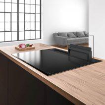 Bosch kookplaat met afzuiging