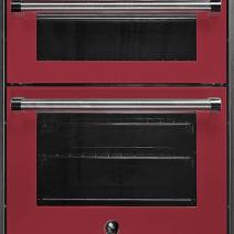 Genesi_60x90_bordeaux steel cucine oven