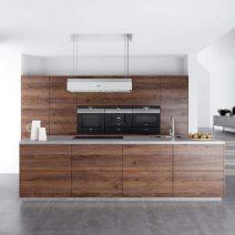 Keuken opstelling siemens