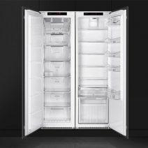 inbouw koelkast smeg