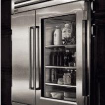 sub zero wolf koelkast